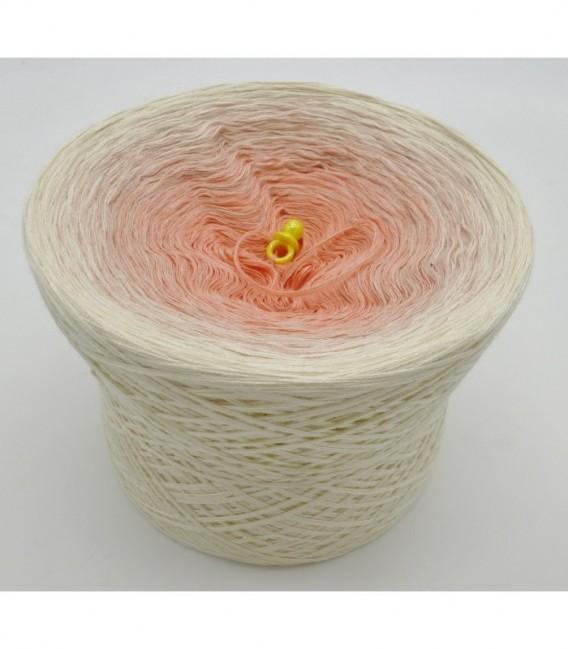 Pfirsich Blüte (персик в цвету) - 4 нитевидные градиента пряжи - Фото 7
