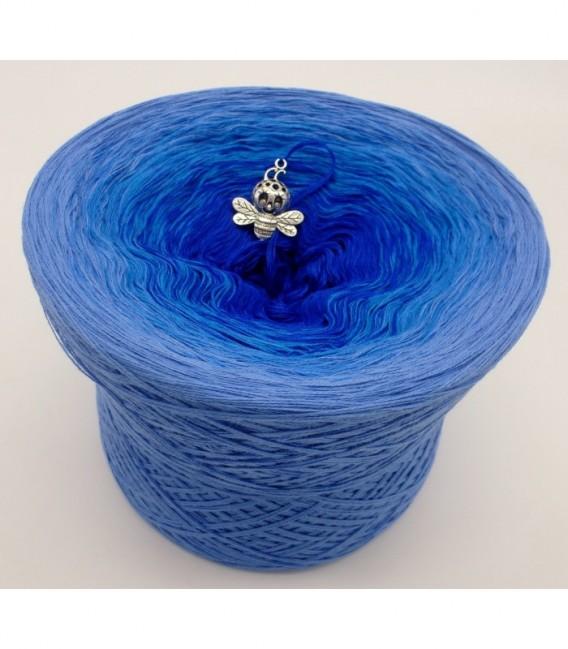 Kornblumen (bleuet) - 4 fils de gradient filamenteux - Photo 8