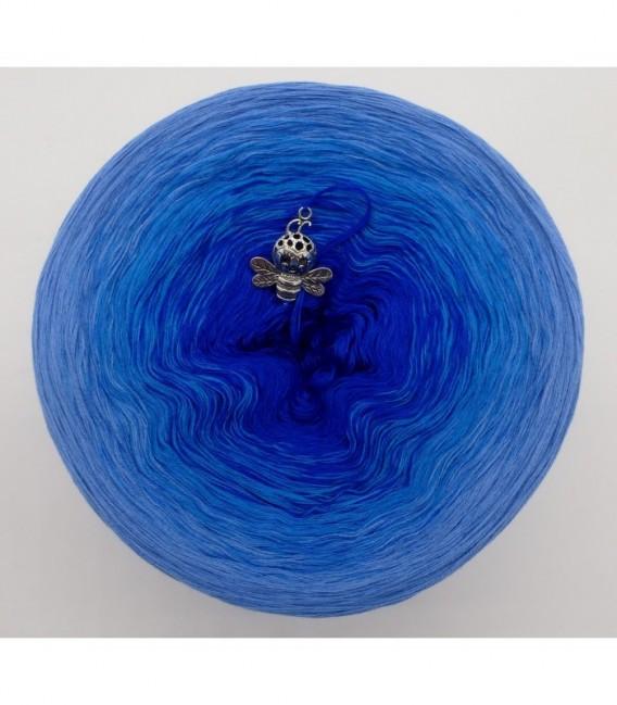 Kornblumen - Farbverlaufsgarn 4-fädig - Bild 9