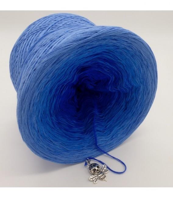 Kornblumen (bleuet) - 4 fils de gradient filamenteux - Photo 10