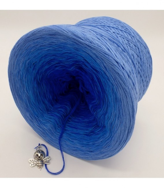 Kornblumen (bleuet) - 4 fils de gradient filamenteux - Photo 11