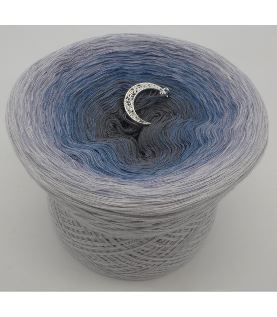 Mondscheinnacht (Moonlight Night) - 4 ply gradient yarn - image 2