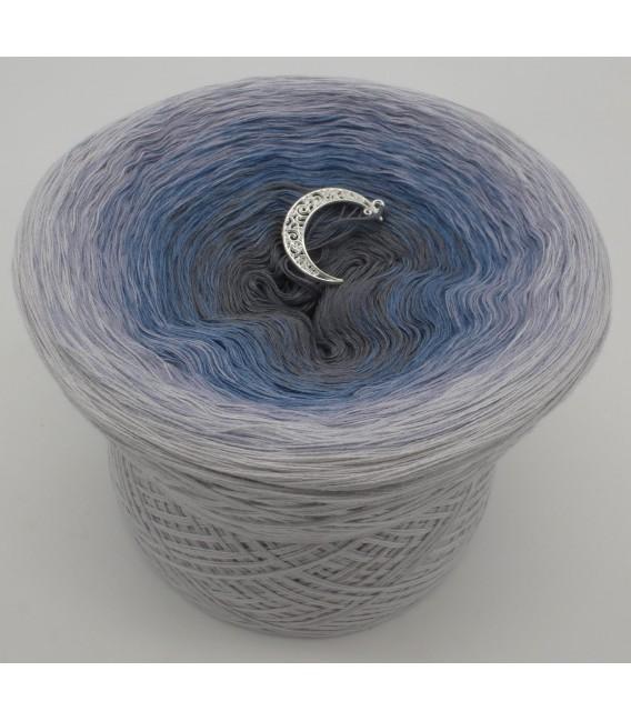 Mondscheinnacht - Farbverlaufsgarn 4-fädig - Bild 2
