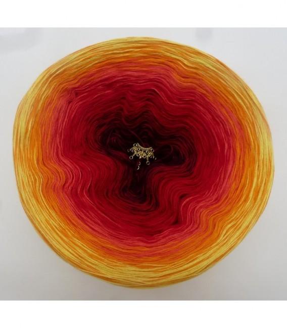 Feuervogel - Farbverlaufsgarn 4-fädig - Bild 8