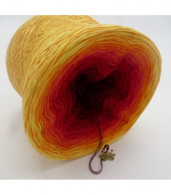 Feuervogel (Firebird) - 4 ply gradient yarn - image 10