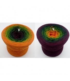 Irischer Frühling - 4 ply gradient yarn
