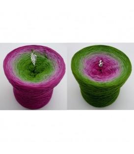 Garten der Sehnsucht - 4 ply gradient yarn