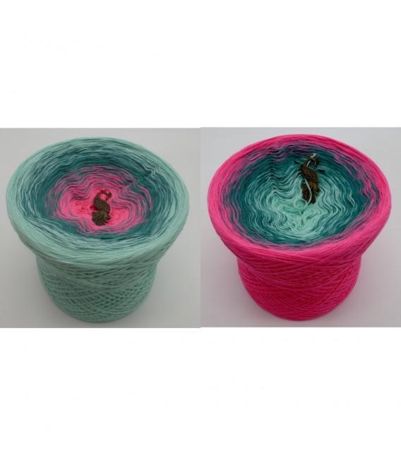 Rose Garden - 4 fils de gradient filamenteux - Photo 1