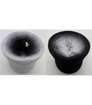 Mitternachtstraum (rêve minuit) - 4 fils de gradient filamenteux - Photo 1