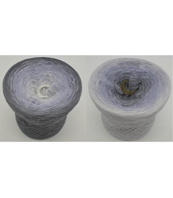 Silbermond - 3 ply gradient yarn image 1