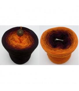 Indischer Traum - 3 ply gradient yarn