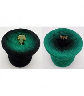 Dark Forest - 3 fils de gradient filamenteux