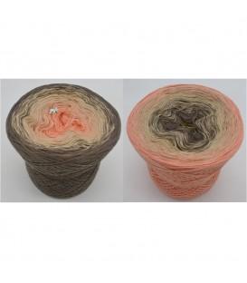 Geheime Wünsche - 3 ply gradient yarn image