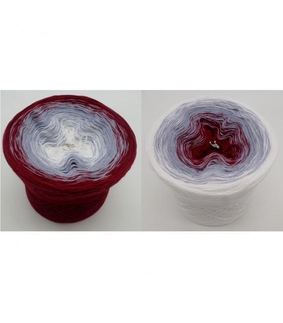 Luft und Liebe - 3 ply gradient yarn image 1
