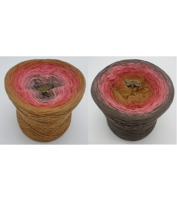 Dakota - 4 ply gradient yarn - image 1