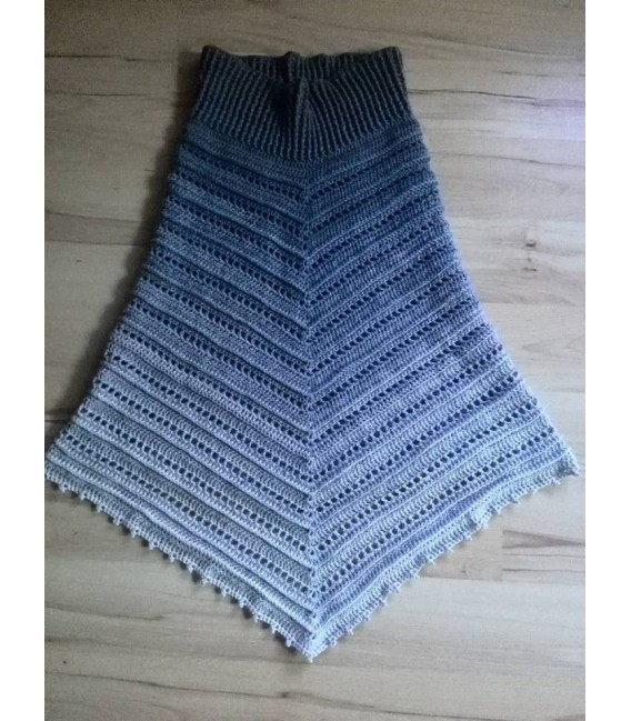 Mondscheinnacht (Moonlight Night) - 4 ply gradient yarn - image 12