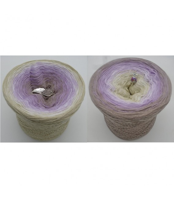 Stimme der Engel (Voice of the angels) - 4 ply gradient yarn - image 1