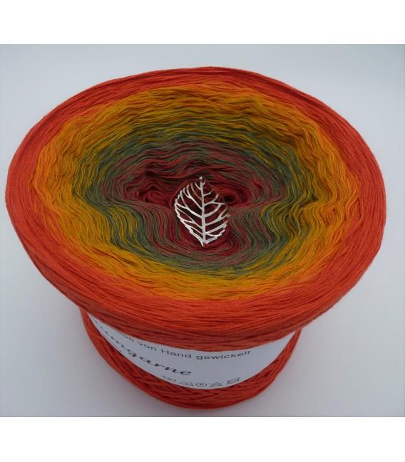 Herbstliche Impressionen (Impressions automnales) - 4 fils de gradient filamenteux - photo 6