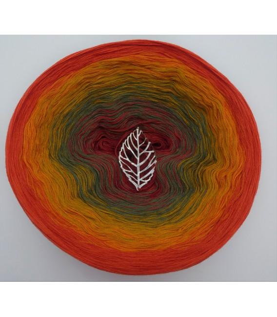Herbstliche Impressionen (Autumnal impressions) - 4 ply gradient yarn - image 7