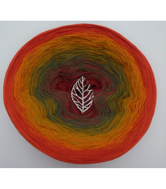 Herbstliche Impressionen (Impressions automnales) - 4 fils de gradient filamenteux - photo 7