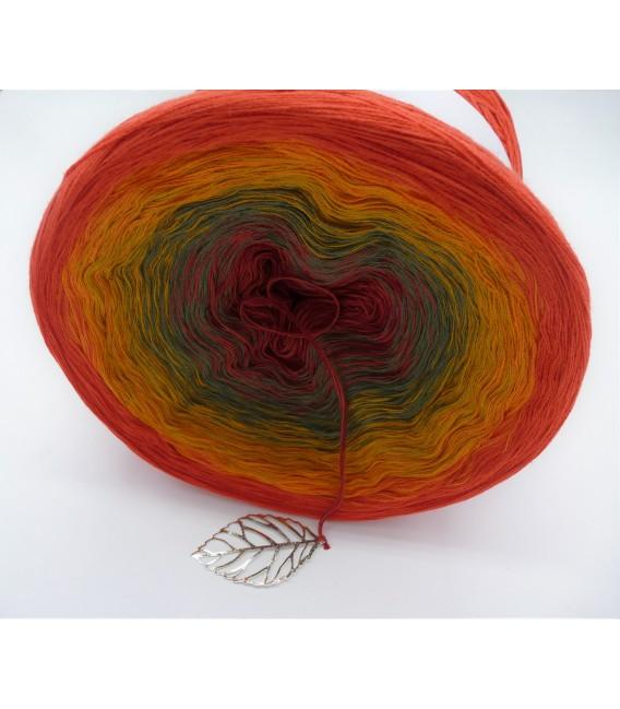 Herbstliche Impressionen (Autumnal impressions) - 4 ply gradient yarn - image 8