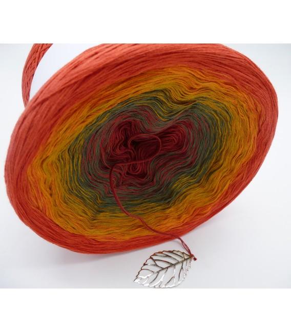 Herbstliche Impressionen (Autumnal impressions) - 4 ply gradient yarn - image 9