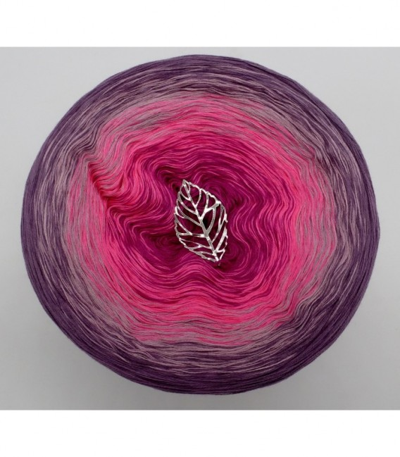 Wilde Rosen (дикие розы) - 4 нитевидные градиента пряжи - Фото 7