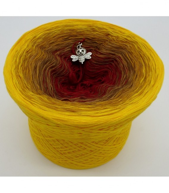 Bollywood - 4 fils de gradient filamenteux - Photo 6