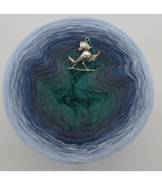 Nebelschleier (Fog veil) - 4 ply gradient yarn - image 6