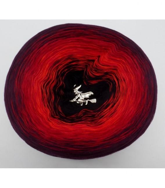 Hexenkessel - Farbverlaufsgarn 4-fädig - Bild 7