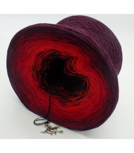 Hexenkessel (Witches Cauldron) - 4 ply gradient yarn - image 9