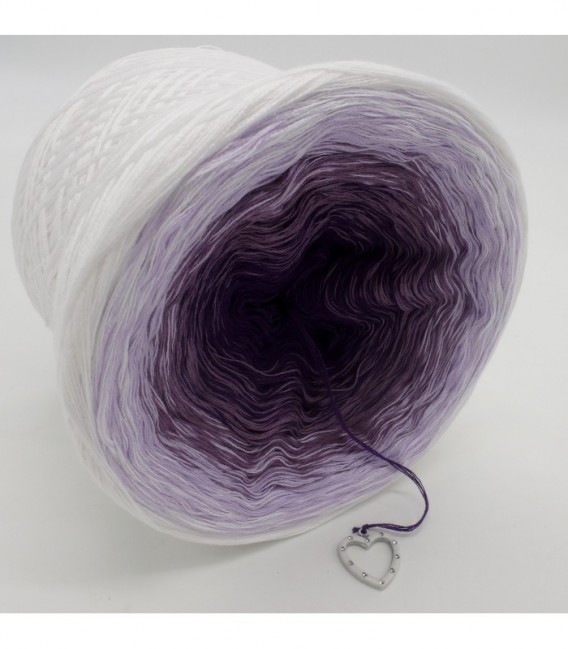 Kühler Morgen (Cool morning) - 4 ply gradient yarn - image 8