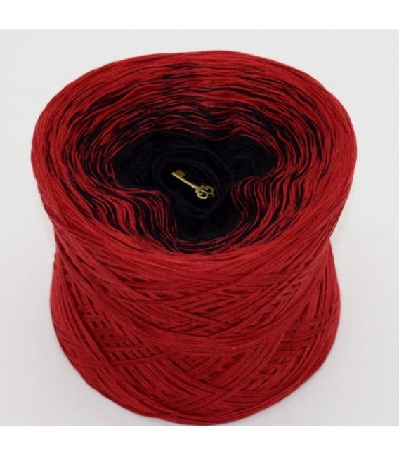 Vampirella - 5 ply gradient yarn image 6