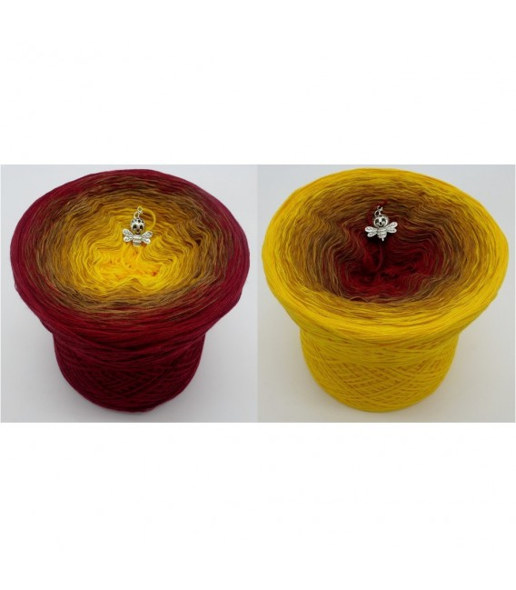 Bollywood - 4 ply gradient yarn - image 1