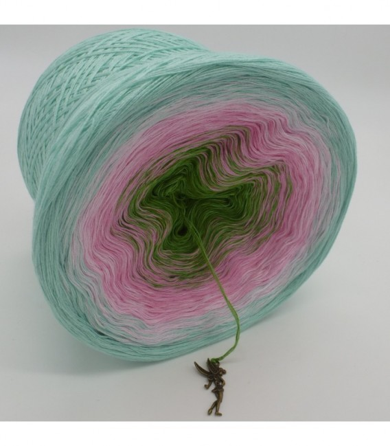 Land der Feen (Land of the fairies) - 4 ply gradient yarn - image 8