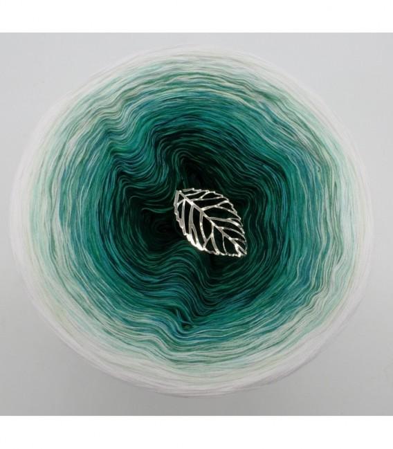 Peppermint (Menthe poivrée) - 4 fils de gradient filamenteux - Photo 7