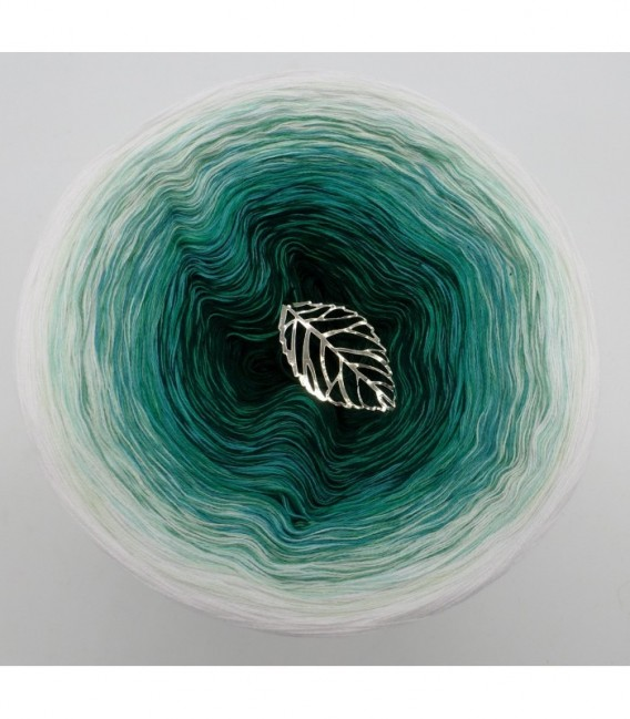 Peppermint - Farbverlaufsgarn 4-fädig - Bild 7
