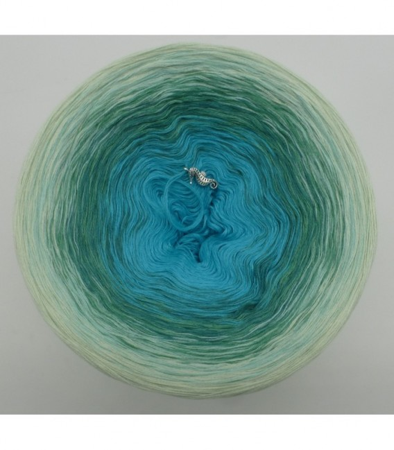 Offenes Meer (Open sea) - 4 ply gradient yarn - image 7