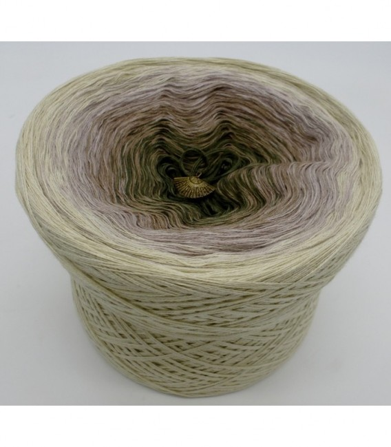 Lonely Eagle - 4 ply gradient yarn - image 6