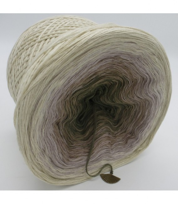 Lonely Eagle - 4 ply gradient yarn - image 8