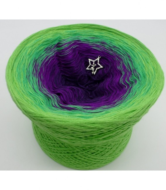 Poison - 4 ply gradient yarn - image 6