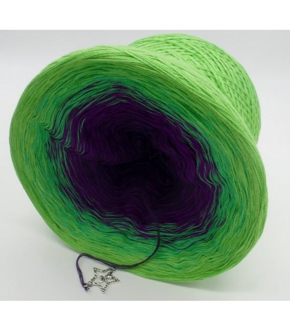 Poison (отрава) - 4 нитевидные градиента пряжи - Фото 9