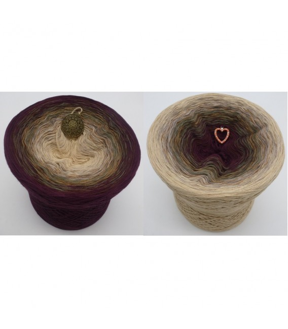 Charity - 4 ply gradient yarn - image 1
