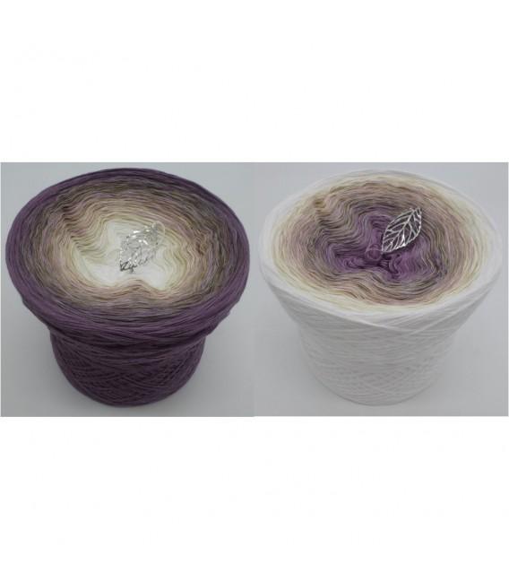 Atemlos (Breathless) - 4 ply gradient yarn - image 1