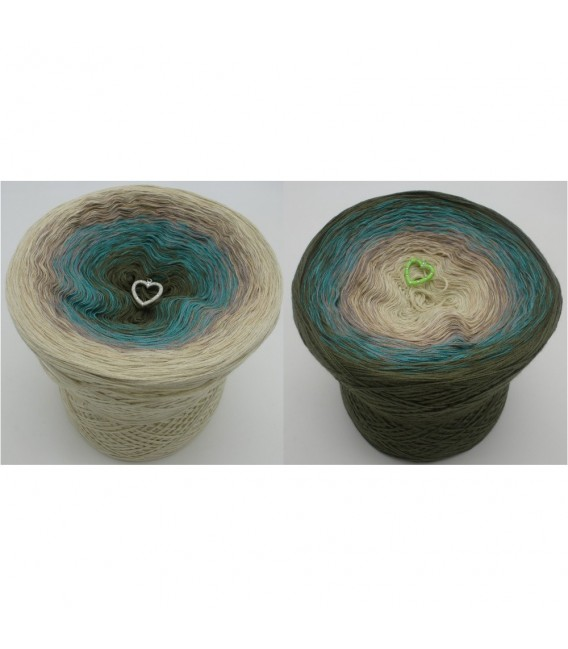 Indian River - 4 ply gradient yarn - image 1