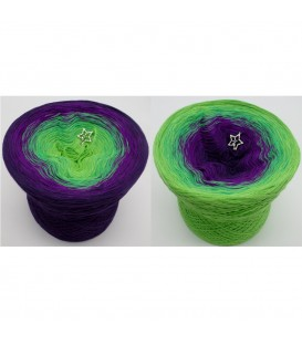 Poison - 4 ply gradient yarn image
