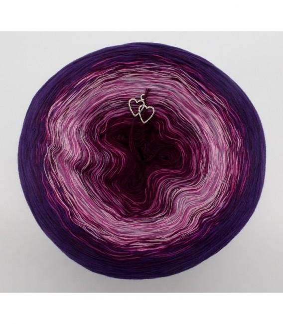 Herzklopfen - Farbverlaufsgarn 4-fädig - Bild 7