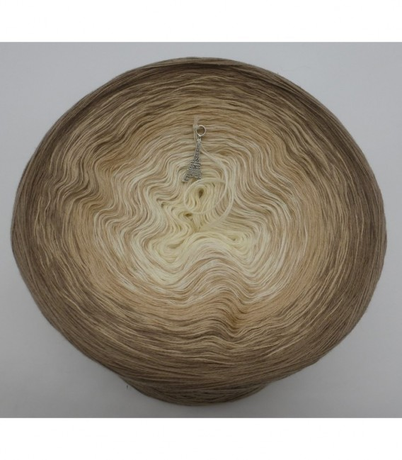 Sandelholz (сандаловое дерево) - 4 нитевидные градиента пряжи - Фото 7