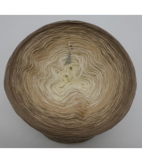 Sandelholz (sandalwood) - 4 ply gradient yarn - image 7