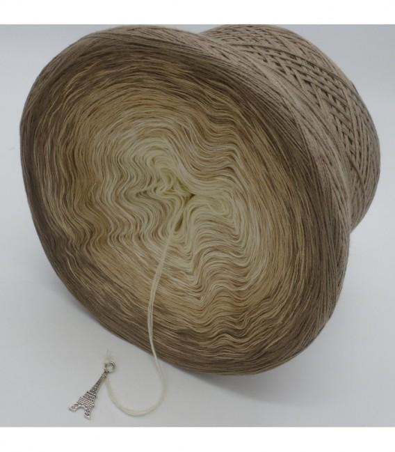 Sandelholz (сандаловое дерево) - 4 нитевидные градиента пряжи - Фото 9